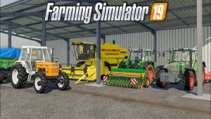 Farming Simulator 19-FS19
