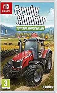 Farming Simulator 19-FS19 NINTENDO SWITCH