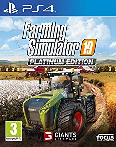 Farming Simulator 19-FS19 PS4