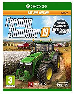 Farming Simulator 19-FS19 X-BOX ONE