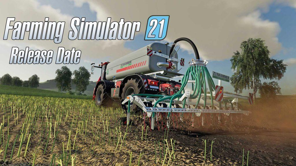 Farming Simulator 21 FS21