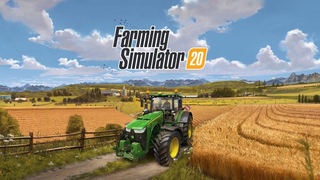 jeux de simulation agricole
