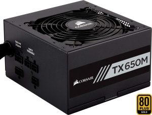 Alimentation Corsair TX650M