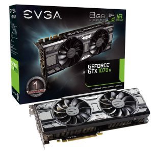 Carte graphique GeForce GTX 1070 Ti