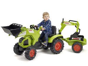 Tracteurs pour enfants notre guide d'achat