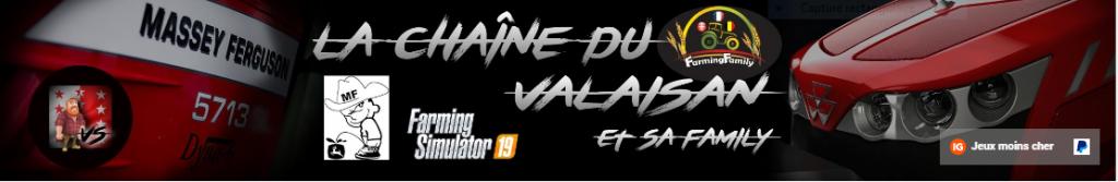 CHAINE YOUTUBE LE VALAISAN