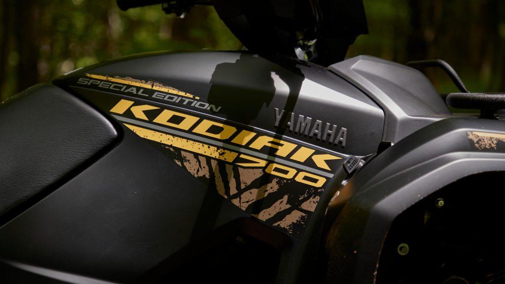 Yamaha Kodiak 700 EPS Spécial Edition