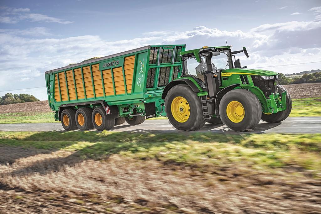 tracteurs JOHN DEERE 7R (7)