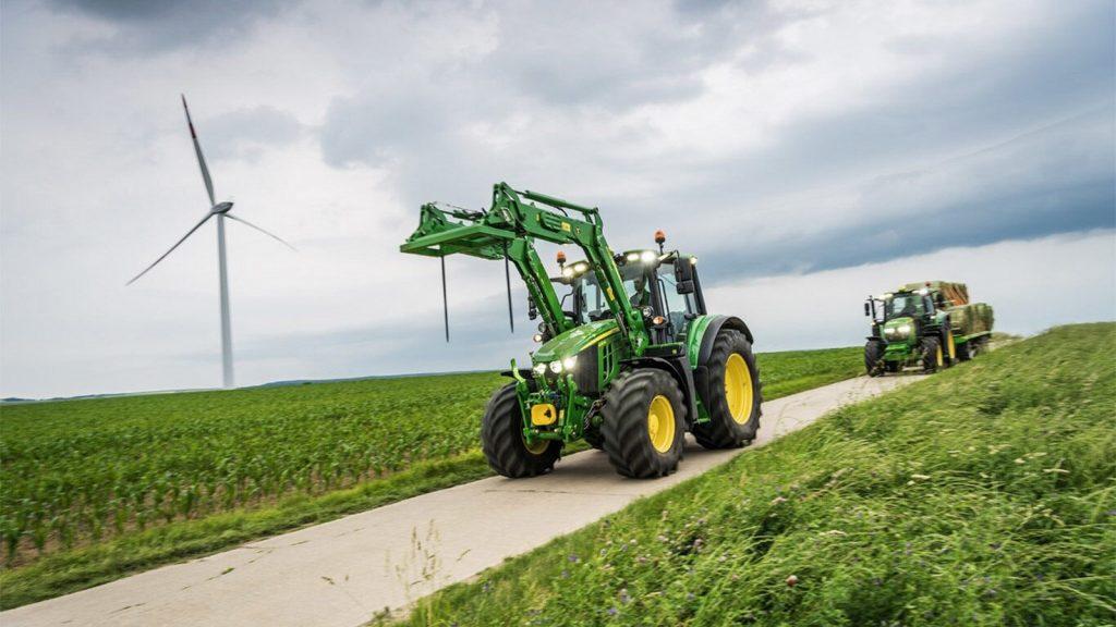 Tracteurs John Deere 6M (1)