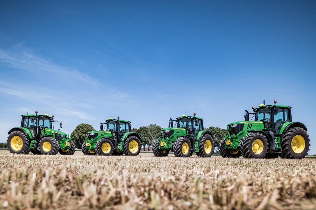 Tracteurs John Deere 6M (3)