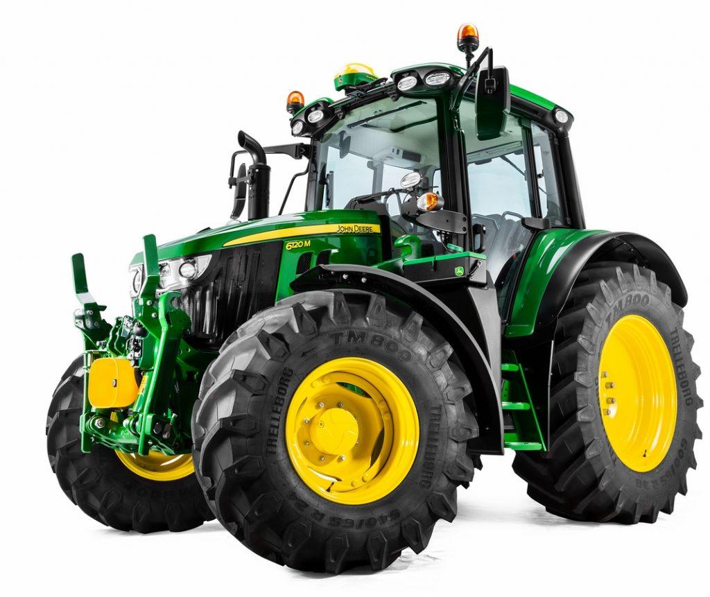 Tracteurs John Deere 6M (5)