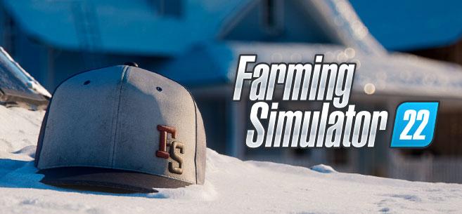 FS22 Farming Simulator 22 débrque à l'automne 2021