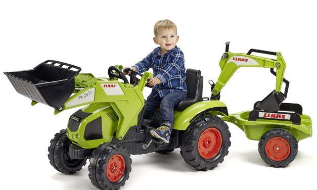 Tracteur enfant le guide d'achat